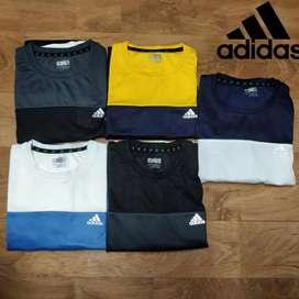 T shirt and shorts