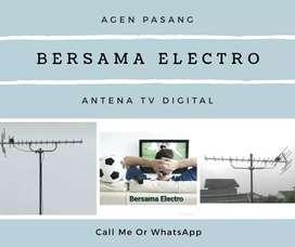 Antena Tv, Antena Tv, Antena Tv Pasang Tebet