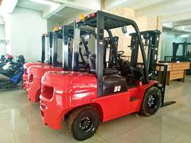 Forklift di Gunung Kidul Murah 3-10 ton Mesin Isuzu Mitsubishi