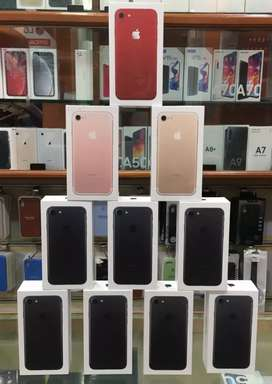 iPhone 7 128gb Black Gold Rose Gold Red