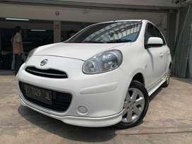 Nissan March 1.2 Automatic 2012 Siap Pakai