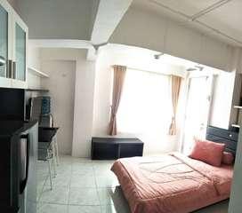 Turun Harga Bulanan Tahunan Apartemen Studio 24