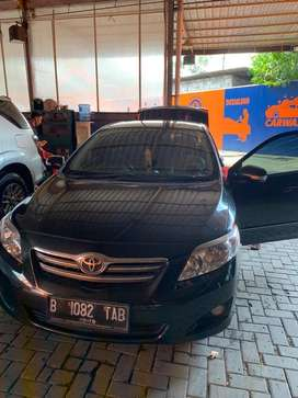 Toyota altis G 2009