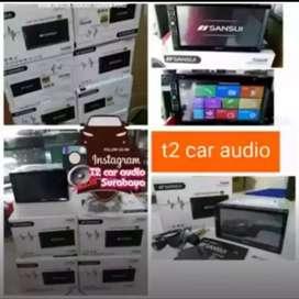 Mantap gan dvd SANSUI ANDROID LINK LED 7INC+CAMERA HD