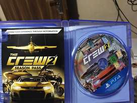 Crew 2 for Exchange only