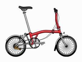 Mekanik Sepeda (Bengkel Sepeda)