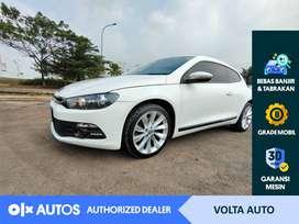 [OLXAutos] Volkswagen Scirocco 1.4 Bensin A/T 2013 Putih #Volta Auto