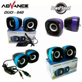 Speaker aktif Advance Original For Hp komputer dan laptop