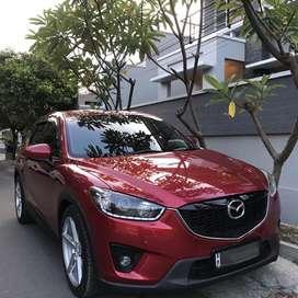 Mazda CX 5 Grand Touring Merah   2013 TOp Condition  asli Plat H
