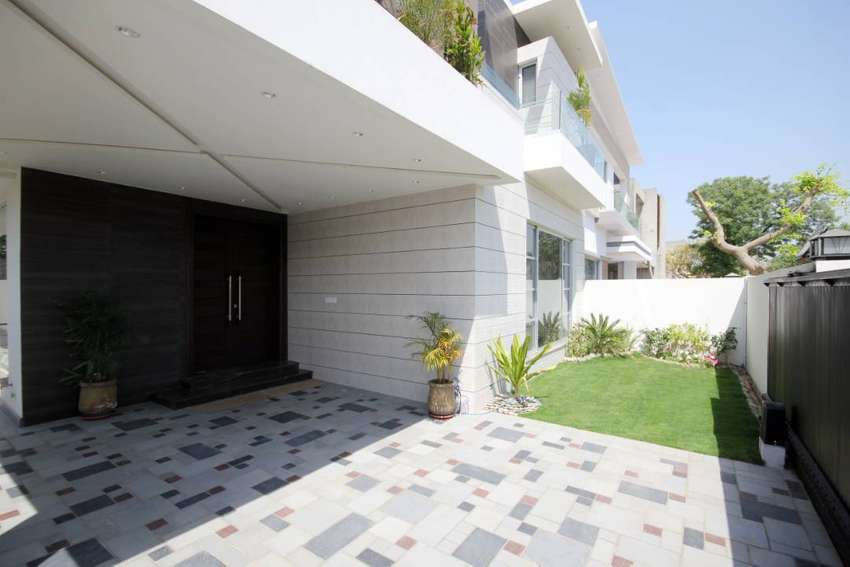 Kanal brand new lower locked upper portion for rent in DHA Phase 6 0
