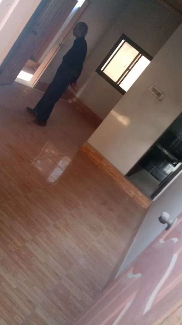 Nazimabad flat for sale 0
