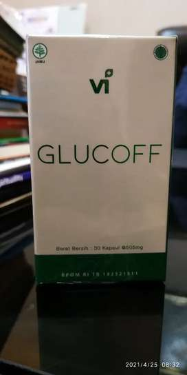 Glucoff untuk kencing manis