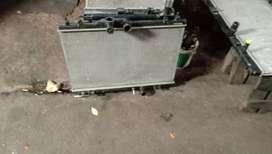 Jual  Radiator dan Condensor AC Original