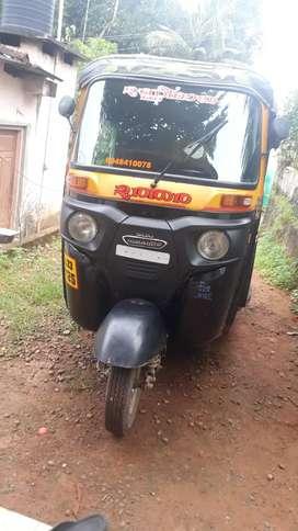 New Bajaj Maxima z diesel auto