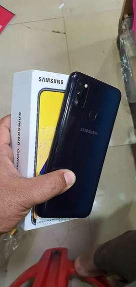 Samsung M30s 6gb/128gb 4 days use