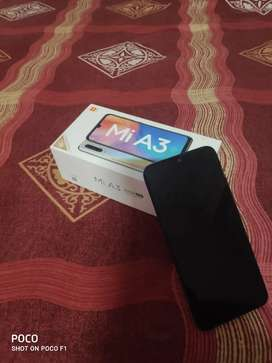 Mi A3 in awesome condition