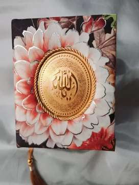 Cetak / sampul Yasin , Al quran , Majmu , dll