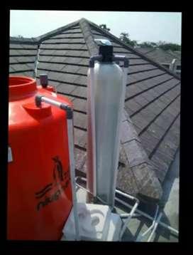 Filter air sumur solusi air kotor keruh area sleman