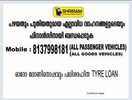 Vehicle loan ...Ernakulam district only...
