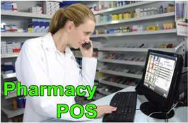 Pharmacy Medical Store POS Inventory & Billing Software