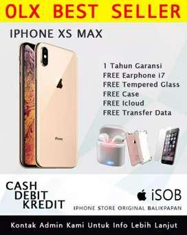 Iphone XS MAX Garansi Resmi // Bisa Di Kredit
