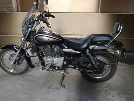 Bajaj avanger cruise 220 for sell in good condition with 2 year insura