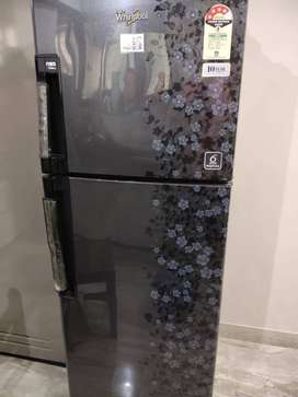 Whirlpool make 275 litre Double door Frost free Refridgerator for sale