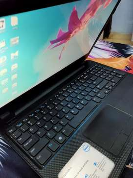 Laptop dell inspiration 15