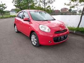 Jual murah Nissan march metic 2012 siap pake