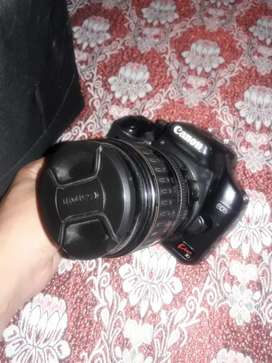 I want exchange Canon 450d with 28-80mm lens