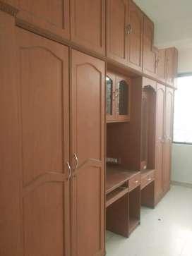 Bejai : 2 Bedrooms Semi Furnished Apartment For rent Rs.12,000/-
