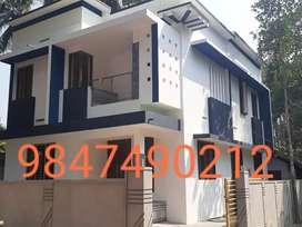 Karaparamba 4 bhk new house