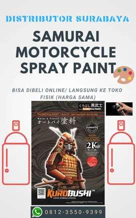 Samurai paint warna lengkap