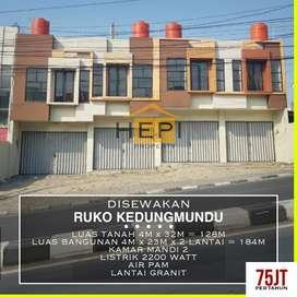 Ruko Bagus siap Ditempati Kedungmundu Tembalang Semarang