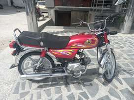 Crown 70cc for sale