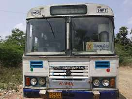 Selling due to completion of TSRTC Agreement