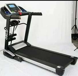 Treadmil elektrik auto incline