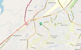 14 Marla Commercial Plot For Sale In Judicial Colony Lahore