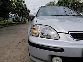 Super Antik! Honda Civic Ferio 1.6 MT 1998/98 KM Rendah 115 Siap Pakai