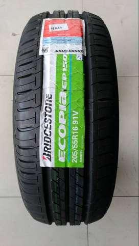 Bridgestone Ecopia 205/55 R16 Ban Mobil SUBARU Impressa RENAULT Megane