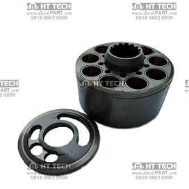 ROTOR/BLOCK+PLATE MAIN PUMP K3V112 SK220-8 SK330 K907 SE210 DH220 R210