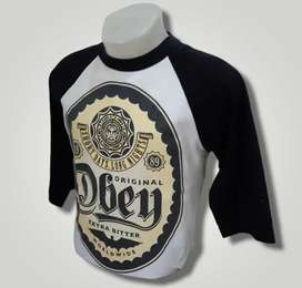 Tshirt Obey Made In Mexico