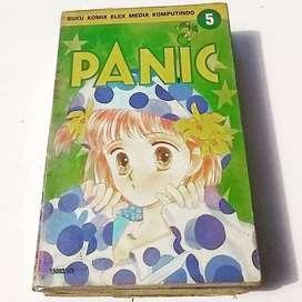 Komik Panic 1-5 Tamat