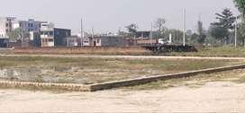 आवासीय प्लाट फैजाबाद रोड पर तुरन्त कब्ज़ा तुरन्त रजिस्ट्री