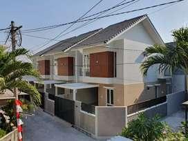 Rumah Baru 3 Unit Jl. Mairin Swadarma Ulujami
