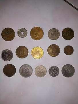 Koin koin lama luar negeri