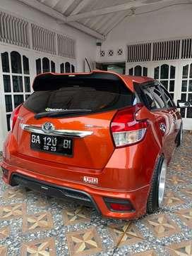 Dijual yaris 1.5 TRD Auto