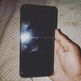 Huawei Y7 for sell 14k no fault