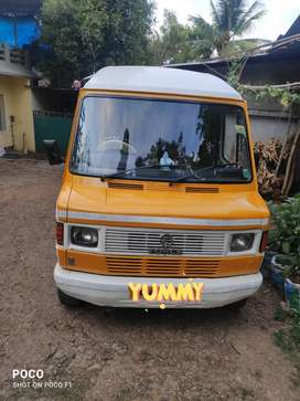 Goods vehicle for rent