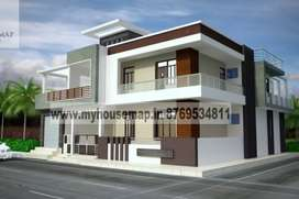Ready home with 10200 square feet(24 decimal) land